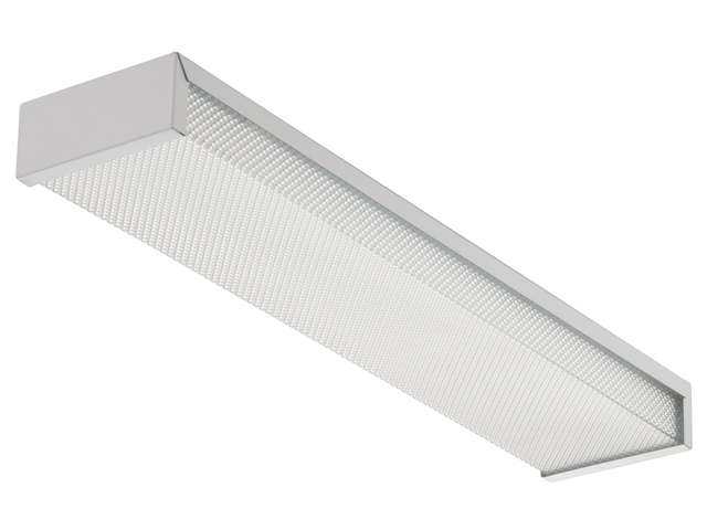 Led Surface Mount Utility Wrap Fixture 2ft Natural White